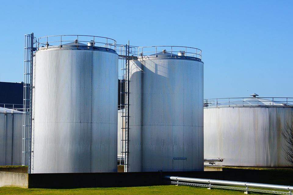 Tanque para armazenar água