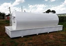 Tanque industrial de inox