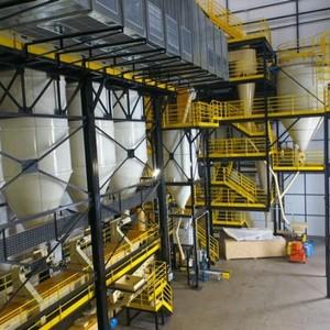Empresas de serviços de montagens industriais