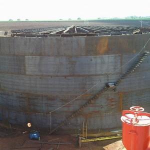 Fabricantes de tanques de aço carbono